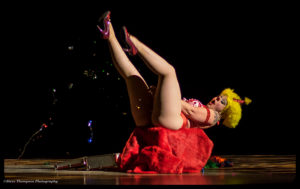 Annie Cherry-Clowngasm-Steve Thompson